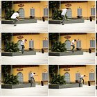 Rob Fuller feeble to backtail . Seq Danny Parker